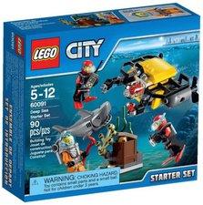LEGO City - Tiefsee Starter-Set (60091)