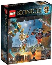 LEGO Bionicle - Maskenmacher vs. Totenkopf-Brecher (70795)
