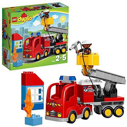 10592 LEGO Duplo Löschfahrzeug günstig kaufen