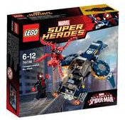 LEGO Super Heroes - Carnages Attacke auf SHIELD (76036)