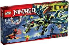 LEGO Ninjago - Angriff des Moro-Drachens (70736)