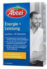 Abtei Lecithin 2000 Plus B Vitamine Kapseln (40 Stk.)
