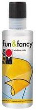 Marabu Fun & Fancy Window Color 80 ml weiß