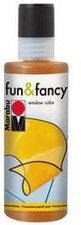 Marabu Fun & Fancy Window Color 80 ml hellbraun