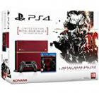 Sony PlayStation 4 (PS4) 500GB + Metal Gear Solid V: The Phantom Pain - Limited Edition