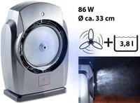 Sichler Indoor- & Outdoor-Ventilator mit Sprühnebler