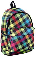 Hama All Out Luton Rucksack rainbow check