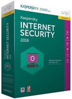 Kaspersky Internet Security 2016 Upgrade (5 User) (1 Jahr) (DE) (Win) (Box)