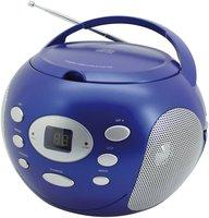 Soundmaster SCD2000BL blau