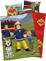 Herding Bettwäsche Baby Best Feuerwehrmann Sam