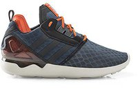 Adidas ZX 8000 Boost midnight/core black/collegiate orange