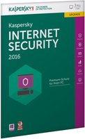 Kaspersky Internet Security 2016 Upgrade (3 User) (1 Jahr) (DE) (Win) (FFP)