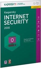 Kaspersky Internet Security 2016 Upgrade (3 User) (1 Jahr) (DE) (Win) (FFP)