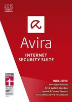 Avira Internet Security Suite 2015 (5 User) (15 Geräte) (1 Jahr) (DE) (Win)