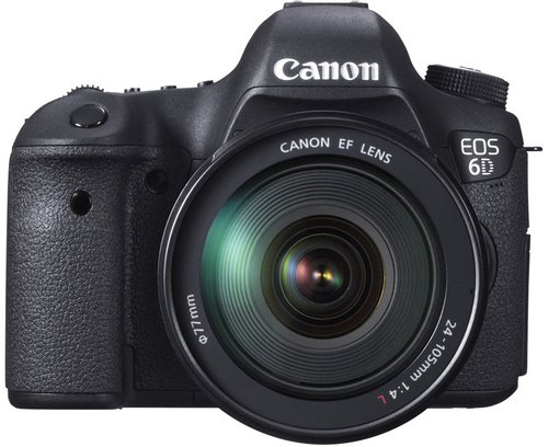 Canon EOS 6D Kit 24-105 mm IS USM Canon