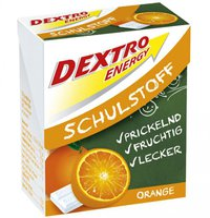 Dextro Energy Schulstoff Orange (50g)