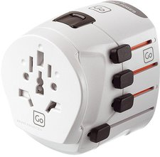 Go Travel Weltadapter (407WH)