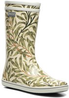 Aigle Malouine Print leaves