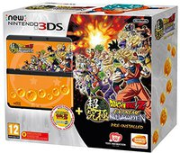 Nintendo New 3DS + Dragon Ball Z: Extreme Butoden