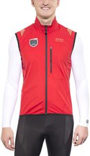 Gore 30th Element Windstopper Active Shell Vest red