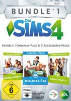 Die Sims 4: Bundle 1 (Add-On) (PC/Mac)