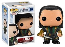 Funko Pop! Marvel: Loki