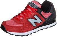 New Balance 574 red/black (ML574TTB)