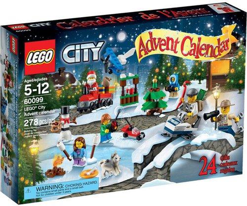 LEGO City Adventskalender 2015 (60099)