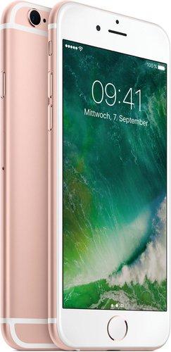 apple iphone 6s 64gb ros gold ohne vertrag g nstig kaufen. Black Bedroom Furniture Sets. Home Design Ideas