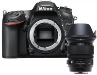 Nikon D7200 Kit 24-105 mm Sigma