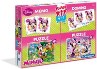 Clementoni Minnie Super 4 in 1