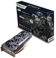 Sapphire Radeon R9 390 Nitro Backplate 8192MB GDDR5