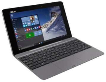 Asus Transformer Book T100HA 128GB schwarz