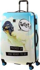 Saxoline Blue Tweet Spinner 80 cm