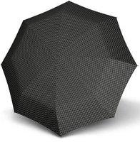 Knirps Fiber T2 Duomatic ikarus black