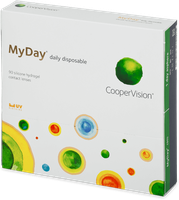CooperVision MyDay (90 Stk.) +2,75