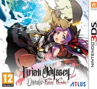 Etrian Odyssey 2: Untold - The Fafnir Knight (3DS)