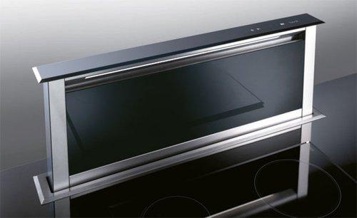 Best Hauben Strip Glas HF 90 schwarz