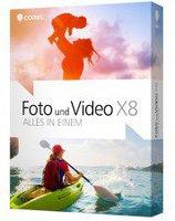 Corel Foto Video Suite X8