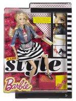 Barbie Fashionistas Demim & Stripes (CFM75)
