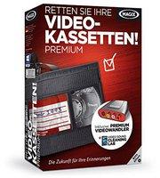 Magix MAGIX Retten Sie Ihre Videokassetten 8 Premium (Box)