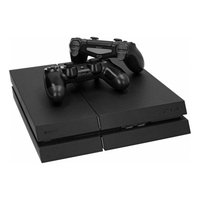 Sony PlayStation 4 (PS4) 1TB + 2 DualShock 4 Controller