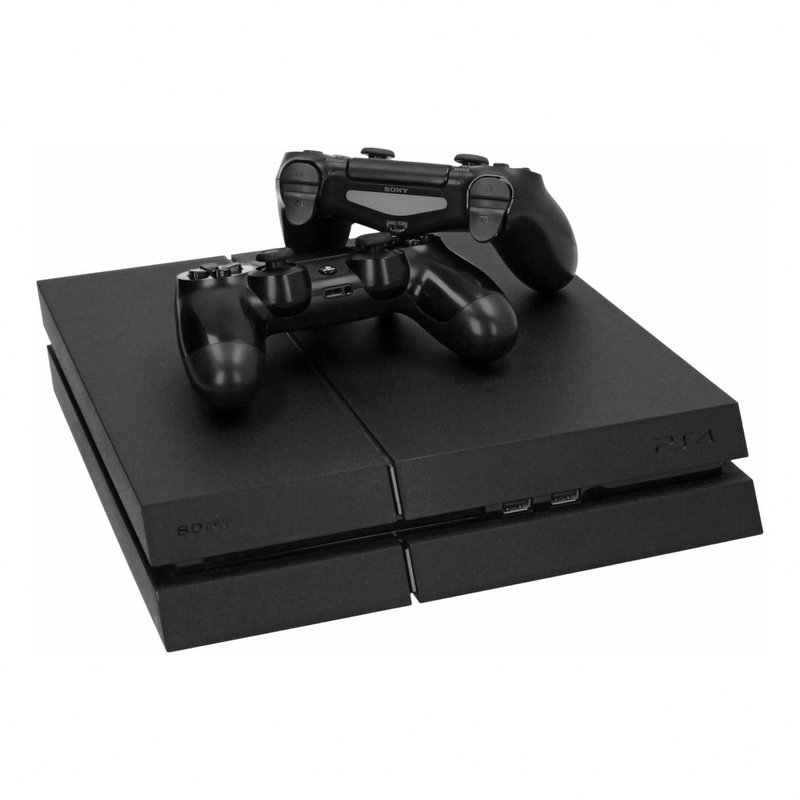 sony playstation 4 ps4 1tb 2 dualshock 4 controller. Black Bedroom Furniture Sets. Home Design Ideas