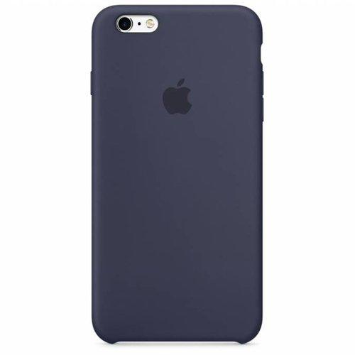 Apple Silikon Case mitternachtsblau (iPhone 6s)