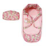 Baby Annabell 2 in 1 Sleeping Bag Carrier