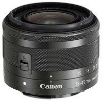 Canon EF-M 15-45mm f3.5-6.3 IS STM