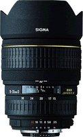 Sigma 15-30mm f3.5-4.5 EX DG IF Sigma