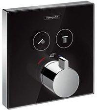 Breuer Unterputz-Thermostat ShowerSelect Glas