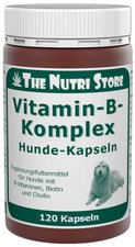 Hirundo Products Vitamin B Komplex Hunde Kapseln (120 Stk.)