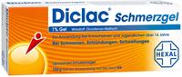 Hexal Diclac Schmerzgel 1% (150 g)